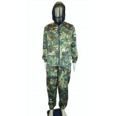 Камуфляжный костюм, антимоскит, цвет зеленый питон