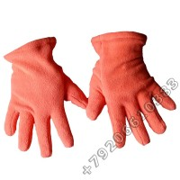 Перчатки флисовые сигнальные
